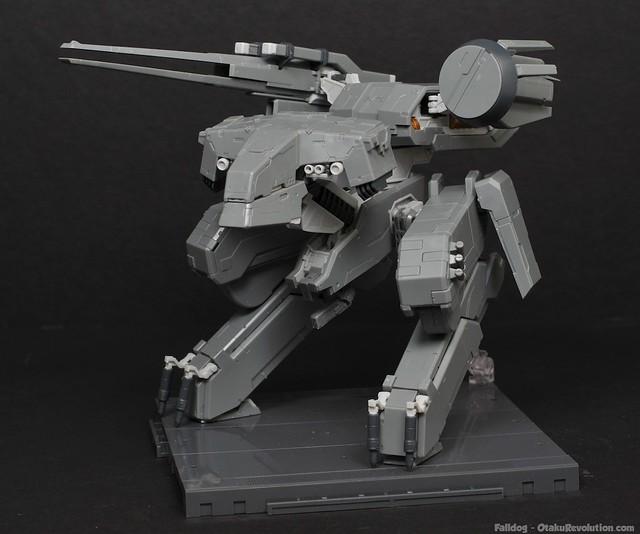 Metal Gear REX Review 20