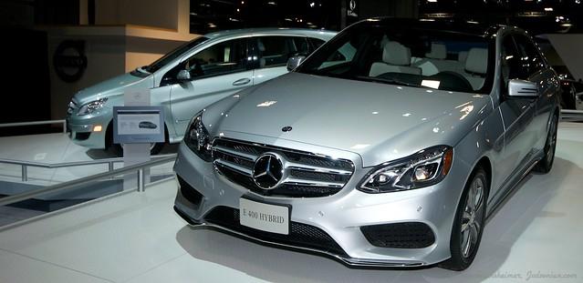2013 Washington Auto Show - Lower Concourse - Mercedes-Benz 7
