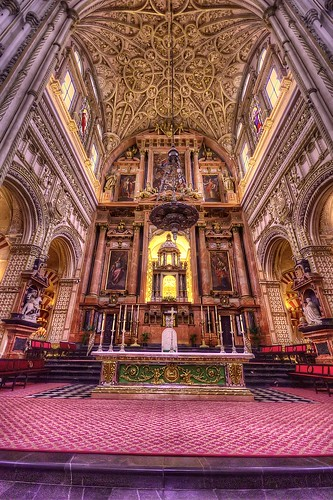 Mezquita-catedral de Córdoba IV