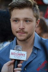 "Sterling Knight at the ""Lights Out"" Hollywood Film Premiere #?LightsOut - DSC_0623"