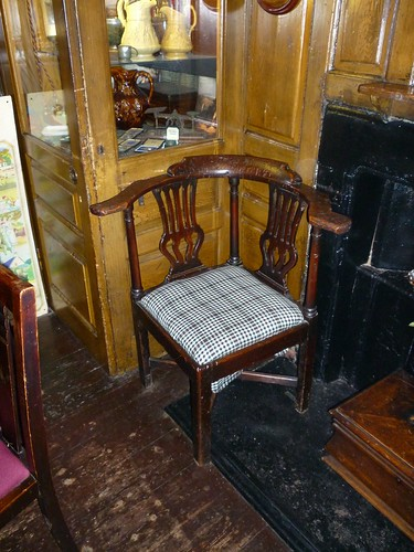 Robert Burns' Chair | by 'C'