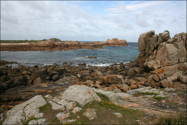 Between Port Soif and Portinfer