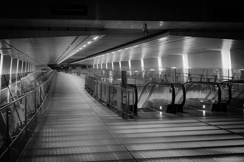 Empty Singapore airport | by Jerome Nicolas