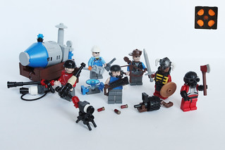 TF2 Figs and Accessories | Most of these are not final, they