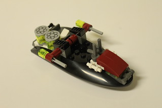 LEGO Teenage Mutant Ninja Turtles Stealth Shell in Pursuit (79102) | by tormentalous