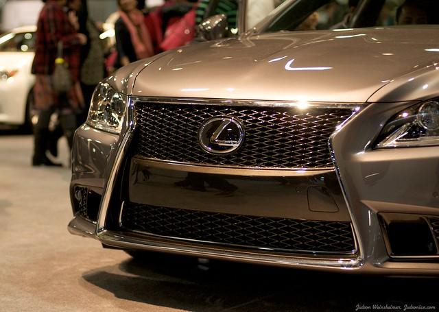 2013 Washington Auto Show - Lower Concourse - Lexus 12