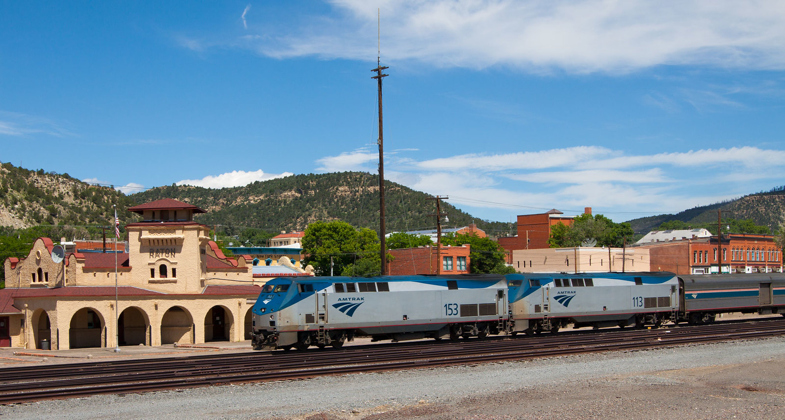 Amtrak Southwest Chief: Chicago to Los Angeles - Michael
