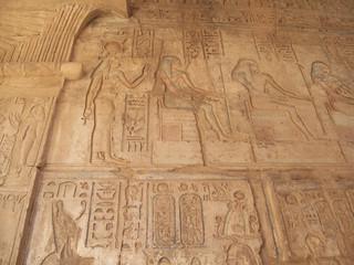 Ptolemaic Temple Reliefs at Deir el-Medina (II) | by isawnyu