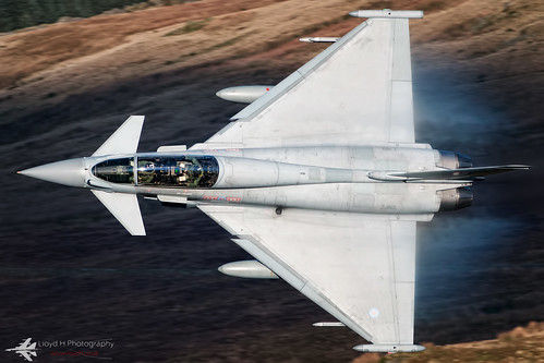 29 Squadron Eurofighter Typhoon T3