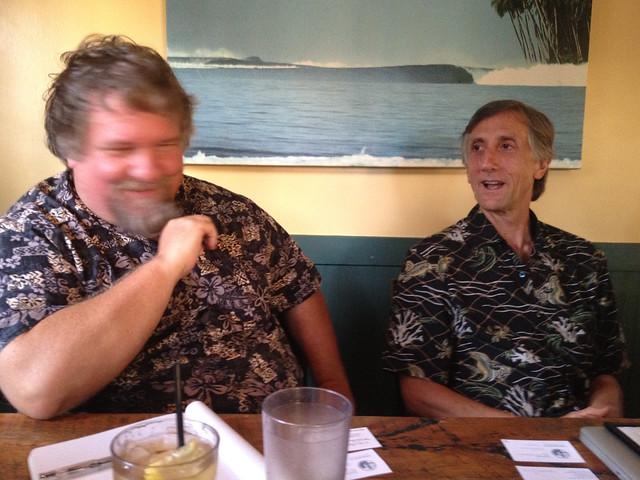 David and Kit