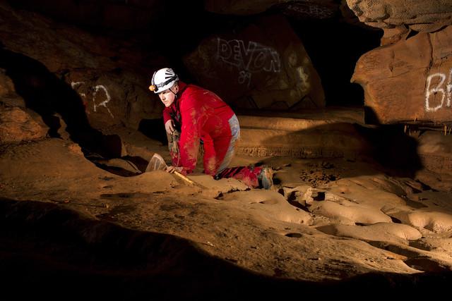 Matt Niemiller 1, Jarrells Cave, Coffee Co, TN