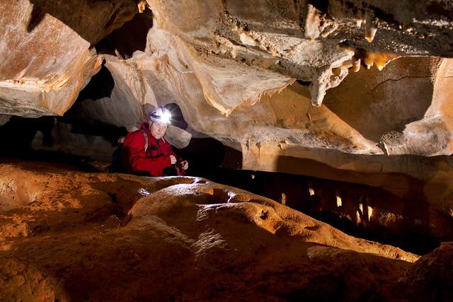 Matt Niemiller 2, Jarrells Cave, Coffee Co, TN