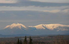 Christian Sportsman posted a photo:	Katahdin