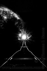 Merry Christmas 2012 - My slant on Richard Steinheimer's iconic Christmas Tree photograph.  I did mine on the Valley Railroad in Chester, CT as one of the railroad's highly successful North Pole Express trains shoves back to Deep River Landing - otherwise