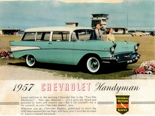 1957 Chevrolet Handyman (South Africa) | by IFHP97