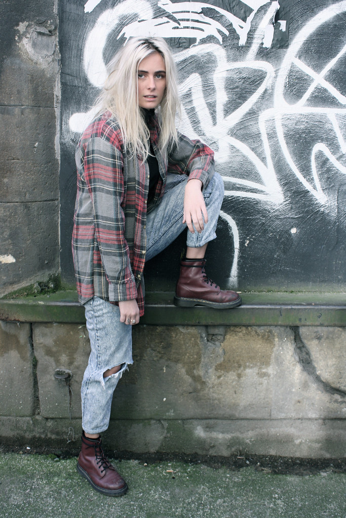 90fe317721 Dr Martens 'How to Wear' campaign | Fashion students from th… | Flickr