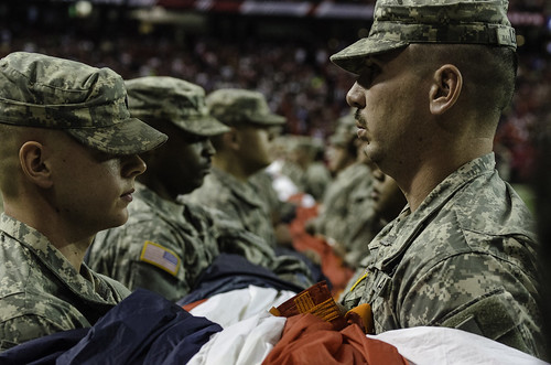 Unveiling the Flag | by Georgia National Guard
