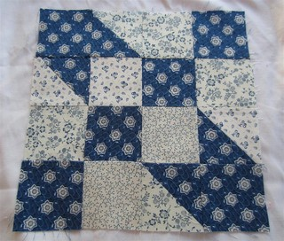 Block 2 Road to Oklahoma --- NEW  Re Stitched Block | by Marcia's Crafty Sewing & Quilting