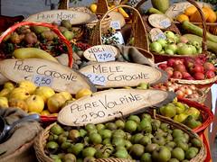 Mercato dei frutti dimenticati