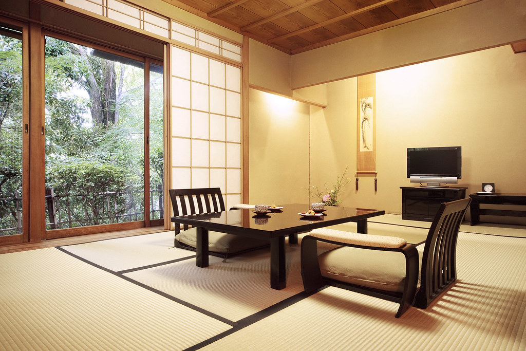 The Westin Miyako Kyoto Japanese Style Room Japanese Style Flickr