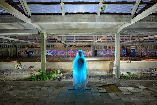 Holy ghost | by palateth