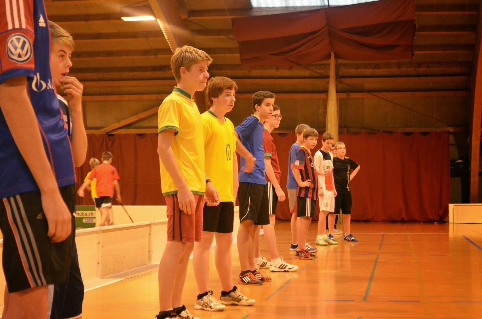 Junioren Trainingsweekend 2014