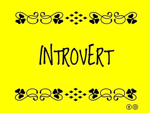 Buzzword Bingo: Introvert | by planeta