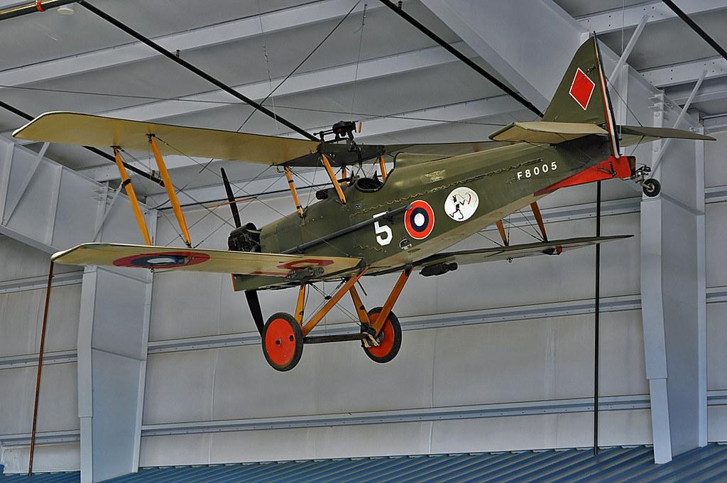 Royal Aircraft Factory S E 5a Replica