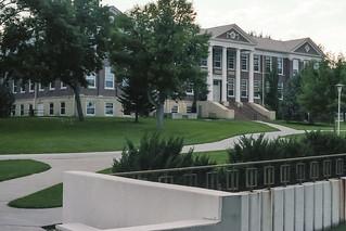 SDSM&T McLaury Building - September 1982