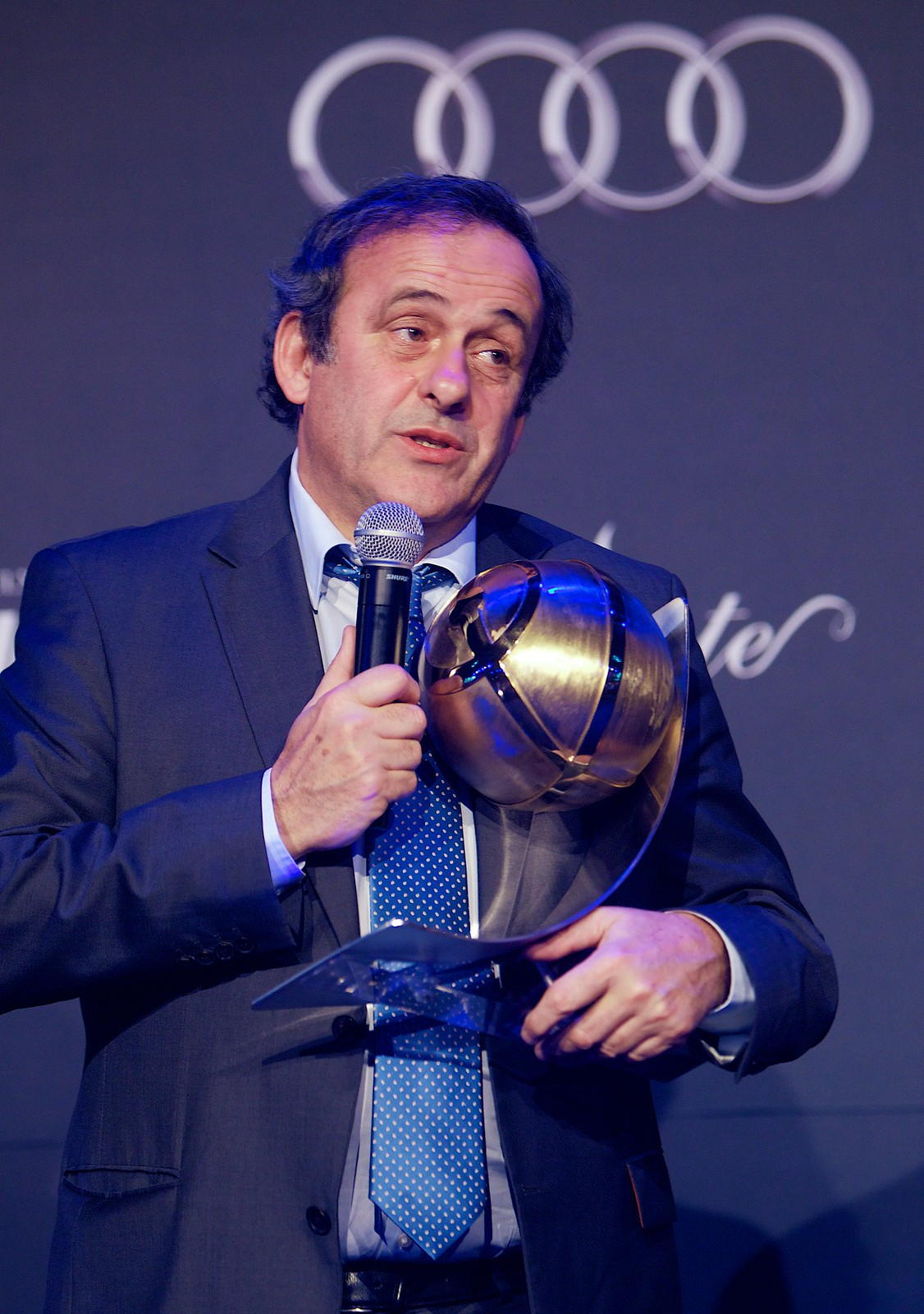 Michel Platini - Director Career Award