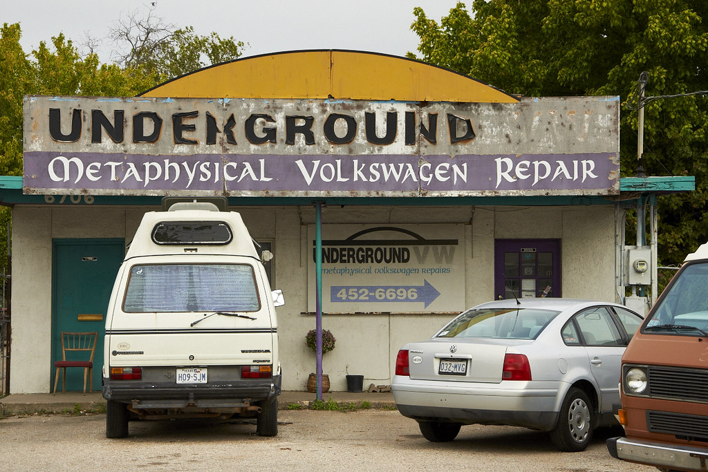 Vw Specialist Near Me >> Underground Vw Repair Metaphysical Hmmm Do They Just Me