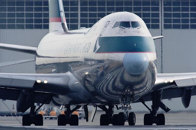 Cathay Cargo - Jumbo