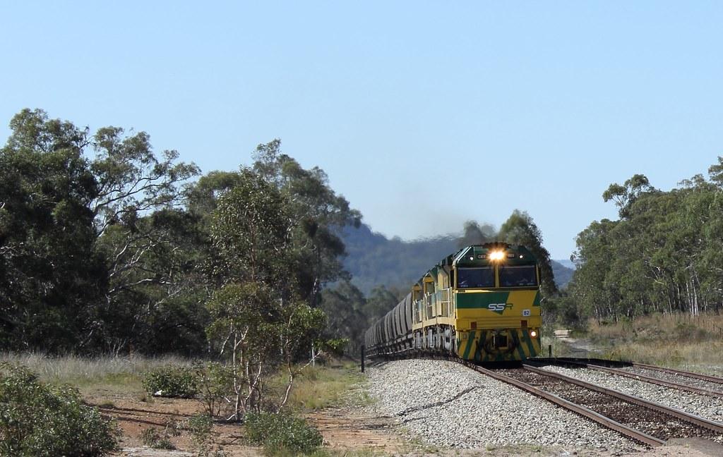 SSR Unit Train 82 - AR04 by Thomas Worley