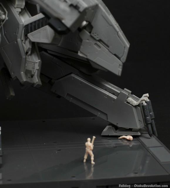Metal Gear REX Review 10