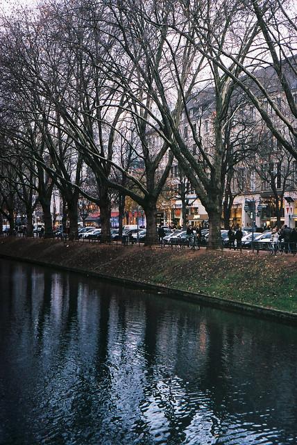Kö, Düsseldorf, Germany
