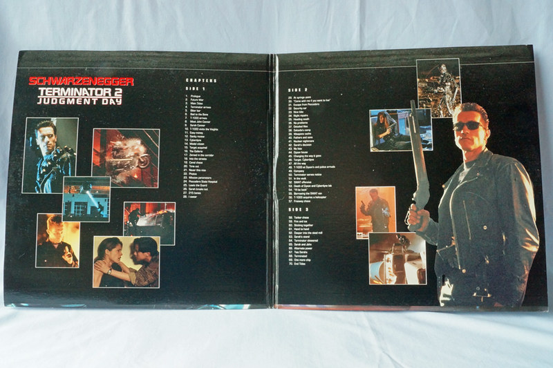DSC02051 Terminator 2 Judgement Day Laser Disc