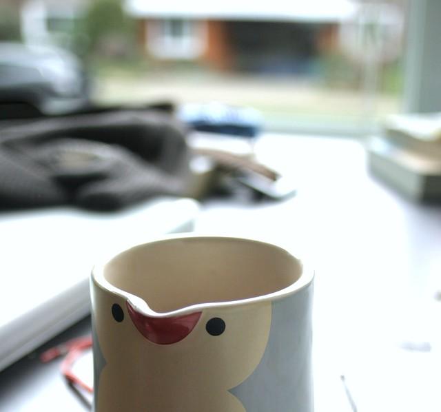 Breakfast with a Friend