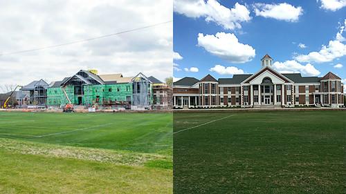 Transformation of the New Nursing Building