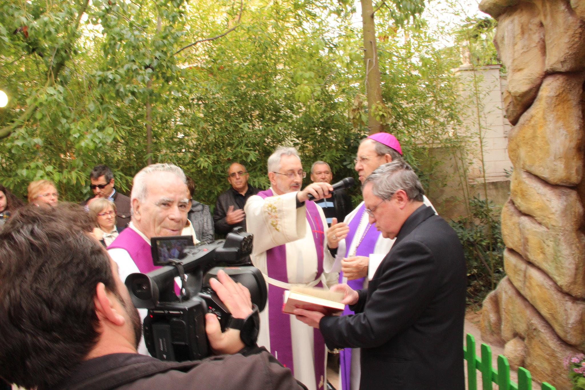 (2016-02-13) - Inauguración Virgen De Lourdes, La Molineta - Archivo La Molineta (070)