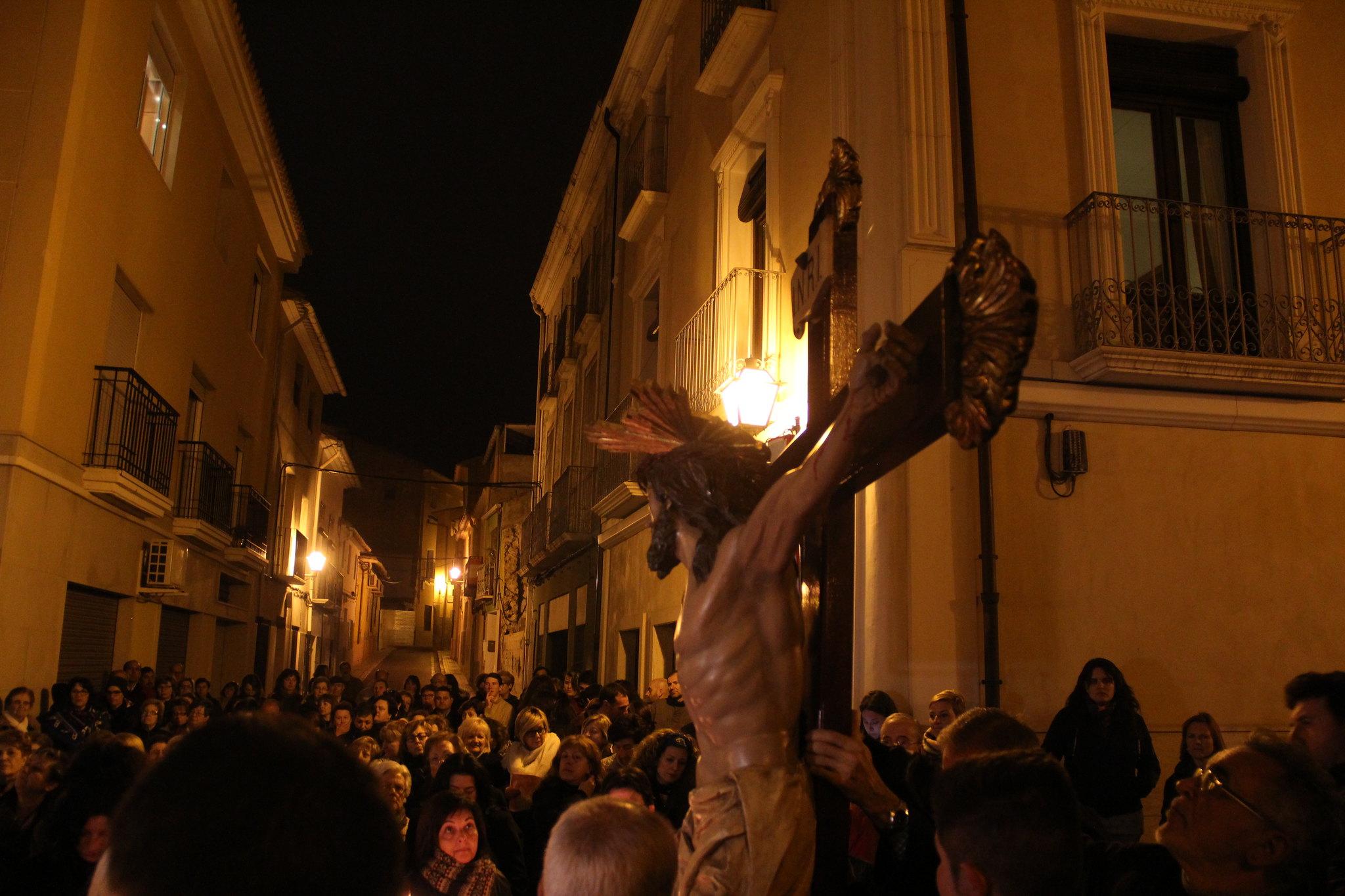 (2016-03-18) - VII Vía Crucis nocturno - Antonio José Verdú Navarro (104)