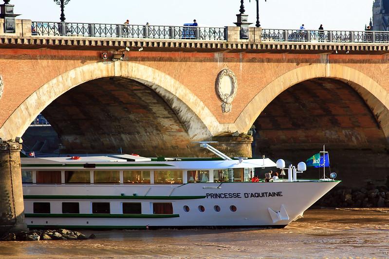 M/S Princesse d'Aquitaine - Bordeaux - 28 mars 2012