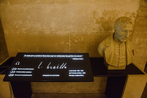 Louis Braille | by Son of Groucho