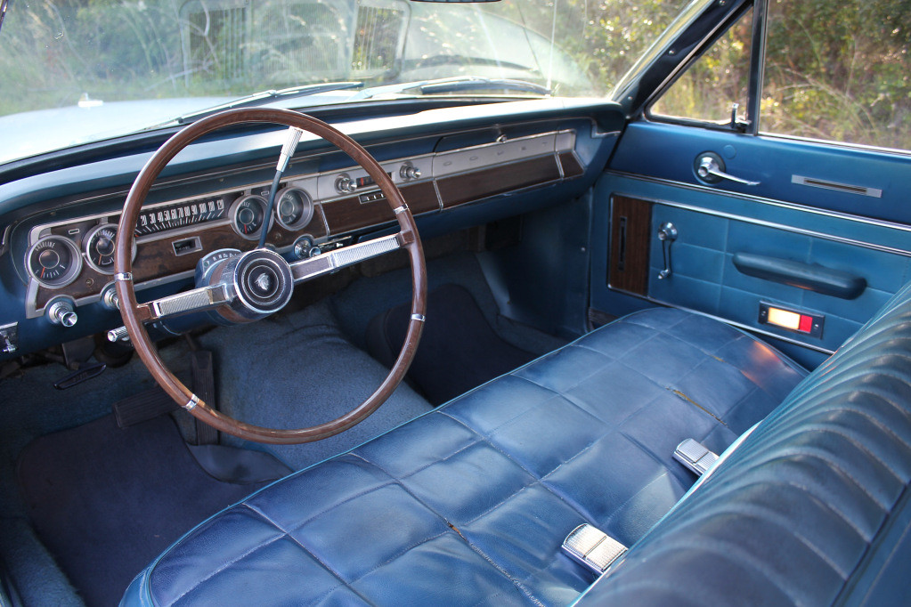 1964 Mercury Comet Interior | Mr-Spock1973 | Flickr