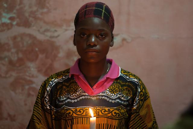 Visperas de Navidad en Africa