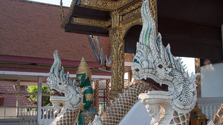 2012-11-23 Thailand Day 05, Wat Phra That Si Chom Thong Worawihan   by Qsimple, Memories For The Future Photography