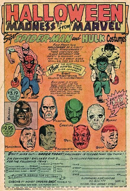 Marvel Halloween Madness