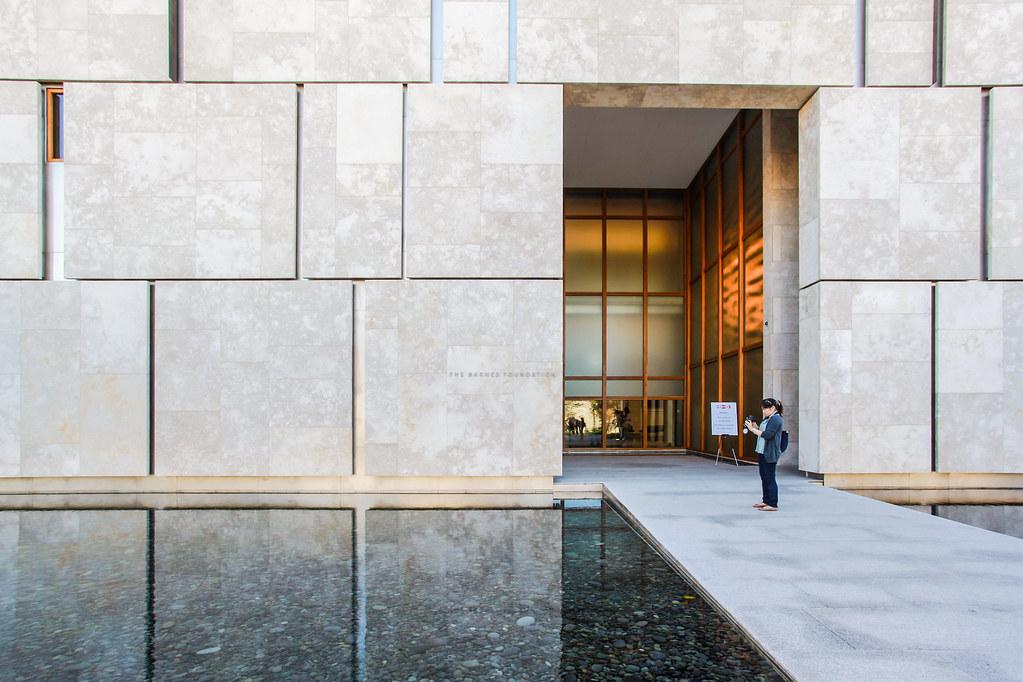 The Barnes Foundation Tod Williams Billie Tsien Architec Flickr