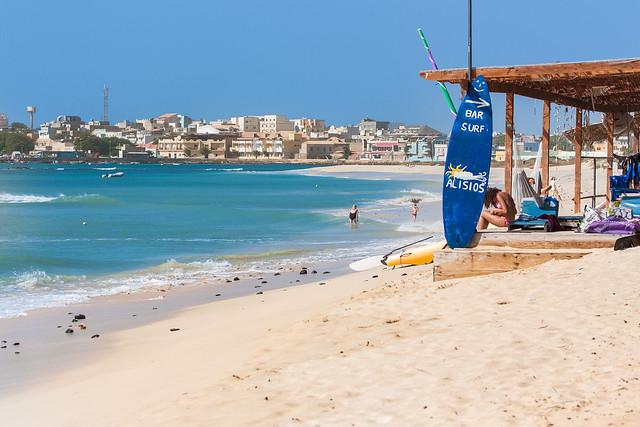 Beach - Cape Verde, Sal Rei