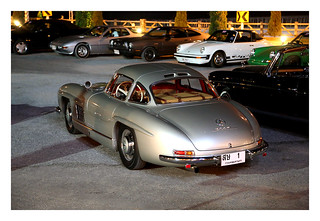 MB 300SL Gullwing in Thailand | by bangkokclassiccar