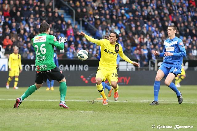 Racing Genk - Club Brugge: 4-1